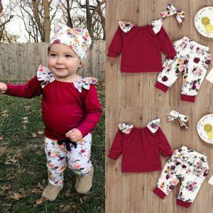 Baby cloth-with headband