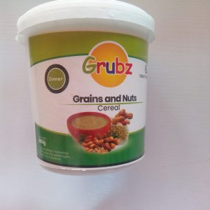 Grain and Nuts cereal
