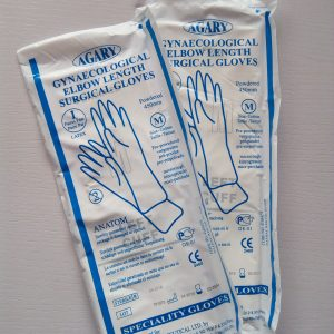 Elbow-length Surgical Gloves